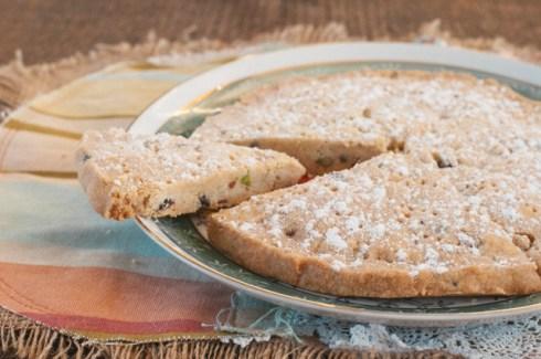 cranberry pistachio shortbread
