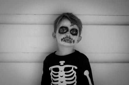 D man halloween