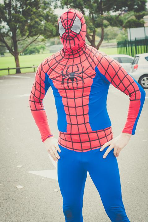 Spiderman Sean