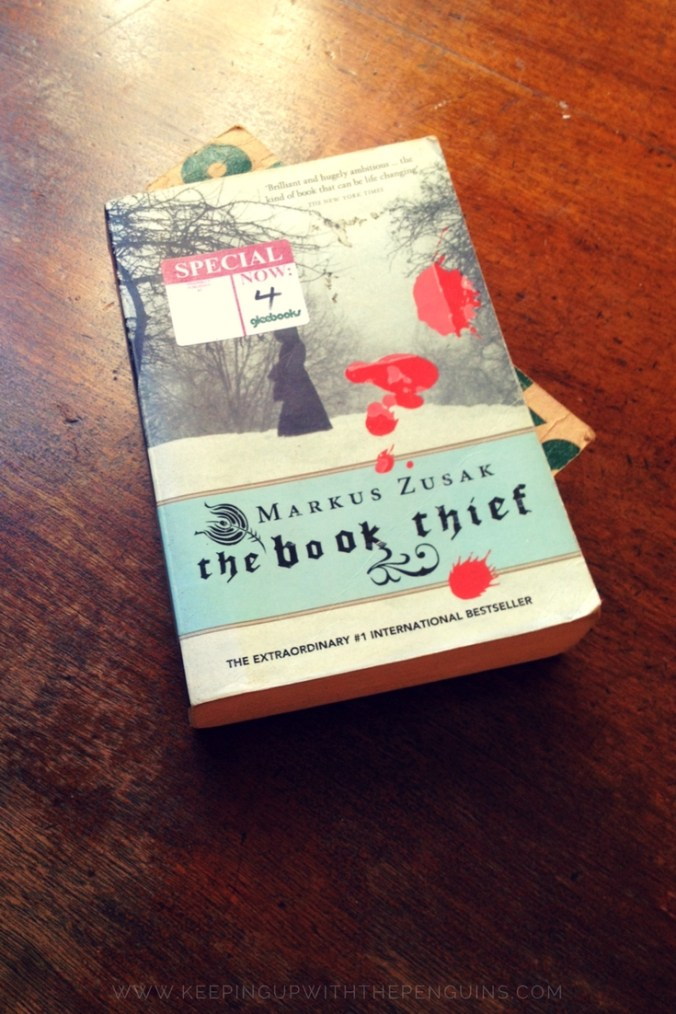 The Book Thief - Markus Zusak - Keeping Up With The Penguins