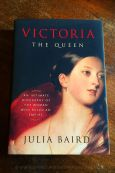 Victoria - Julia Baird - Book Laid on Wooden Table - Keeping Up With The Penguins