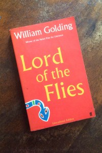 Lord Of The Flies - William Golding - Book Laid on Wooden Table - Keeping Up With The Penguins