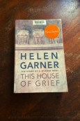 This House Of Grief - Helen Garner - Book Laid on Wooden Table - Keeping Up With The Penguins