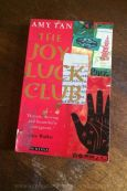 The Joy Luck Club - Amy Tan - Book Laid on Wooden Table - Keeping Up With The Penguins