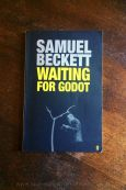 Waiting For Godot - Samuel Beckett - Book Laid on Wooden Table - Keeping Up With The Penguins