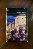 Dubliners - James Joyce - Book Laid Face Up On Wooden Table - Keeping Up With The Penguins