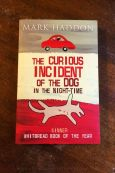 The Curious Incident Of The Dog In The Night-Time - Mark Haddon - Keeping Up With The Penguins