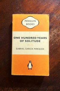 One Hundred Years Of Solitude - Gabriel Garcia Marquez - Keeping Up With The Penguins
