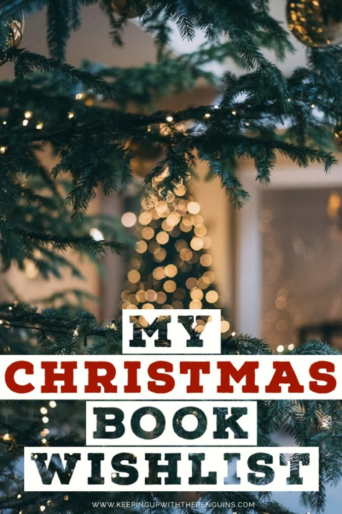 My Christmas Book Wishlist - Keeping Up With The Penguins