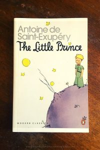 The Little Prince - Antoine de Saint-Exupery - Keeping Up With The Penguins