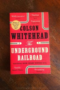 The Underground Railroad - Colson Whitehead - Keeping Up With The Penguins