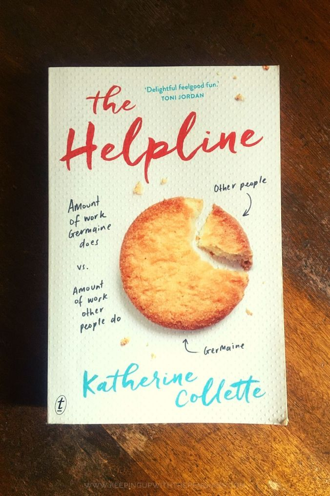 The Helpline - Katherine Collette - Keeping Up With The Penguins