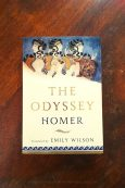 The Odyssey - Homer trans Emily Wilson - Keeping Up With The Penguins