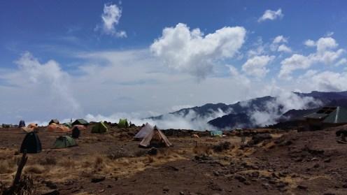 Campsite - Shira II