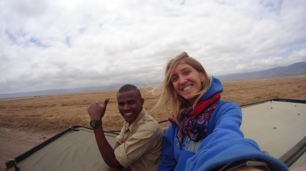 Richard, The guide who knew every detail of Ngorongoro Parc