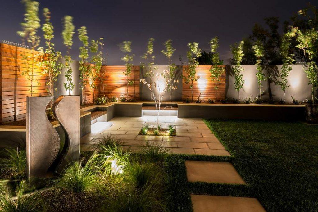 awesome backyard lighting will melt