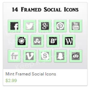 Mint Icons
