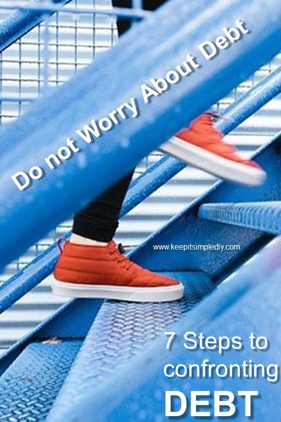 7 Steps to Confronting Debt