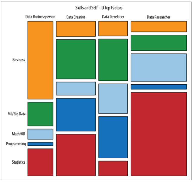 Skills profiles Data Scientist