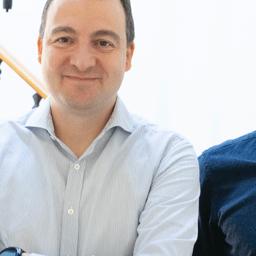 Keepler: Juanma Aramburu y Jesús Pintado