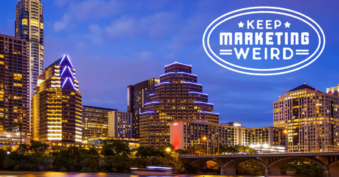 Austin Marketing Podcast Keep Marketing Weird