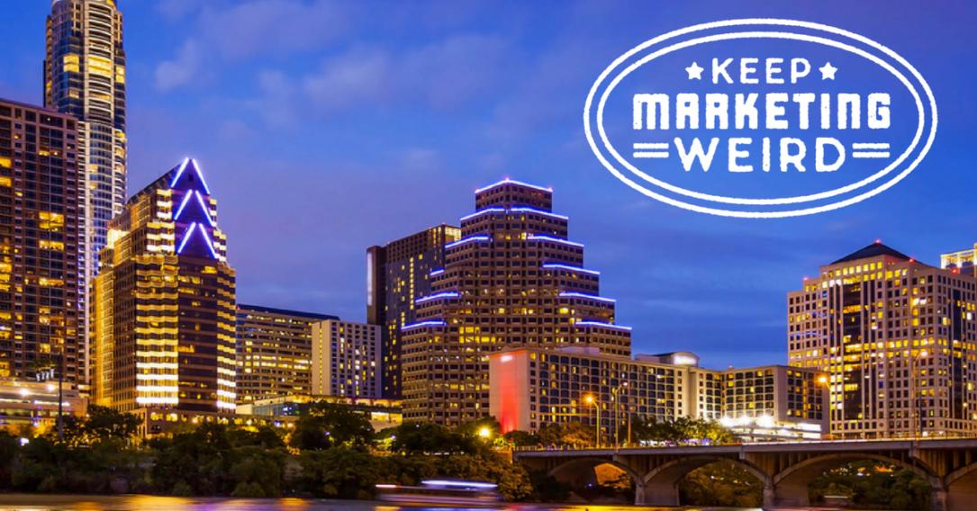 Austin Marketing Podcast Keep Marketing Weird