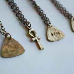 Brass Necklace chain