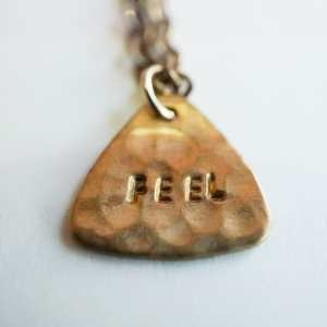 Necklace Brass