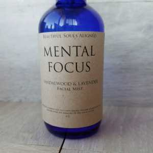 Mental Focus facial mist