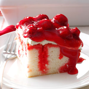 Cherry Dream Cake Recipe Keeprecipes Your Universal