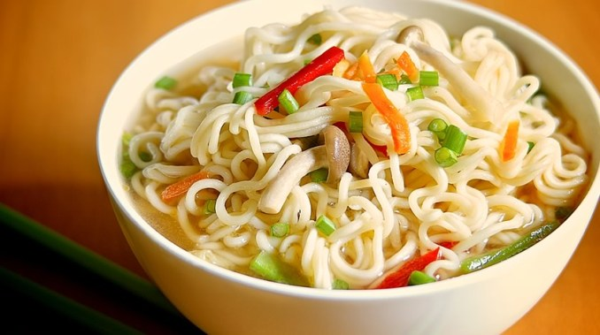 Asian Noodle Soup | KeepRecipes: Your Universal Recipe Box