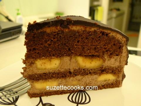 Chocolate Banana Cake Keeprecipes Your Universal Recipe Box