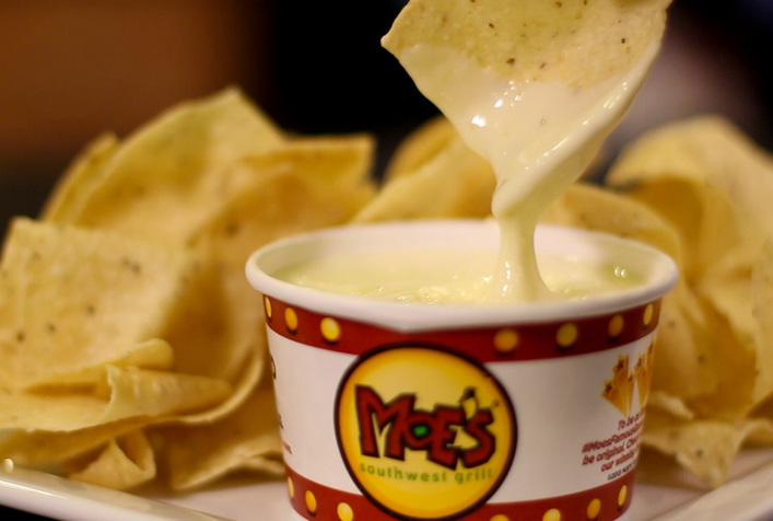 Moes Famous Queso Recipe Keeprecipes Your Universal