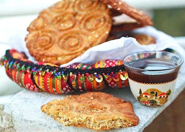 Abbas cookies (Kaak al-Abbas) | KeepRecipes: Your