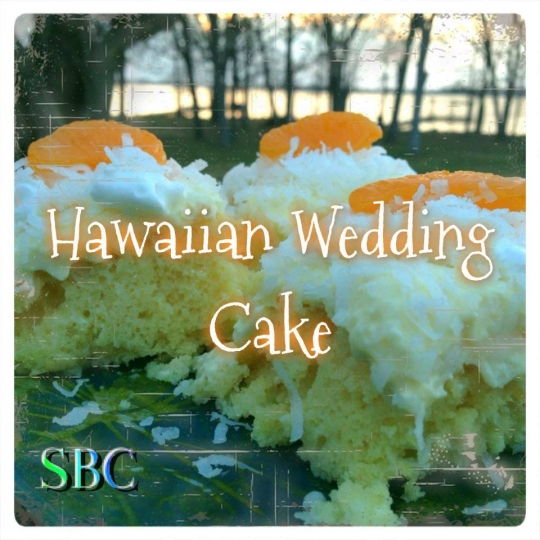 HAWAIIAN WEDDING CAKE   KeepRecipes  Your Universal Recipe Box