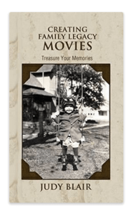 Book - Creating Family Legacy Movies