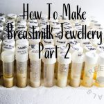Making Breastmilk Jewellery: Part 2 - The Pitfalls - Keepsaker Supplies