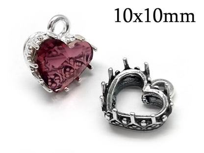 10mm heart setting