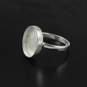 30x20mm ring setting