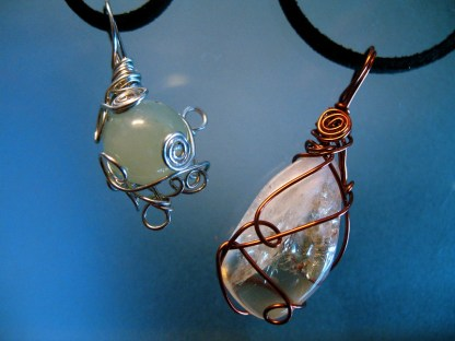 wire wrapping examples