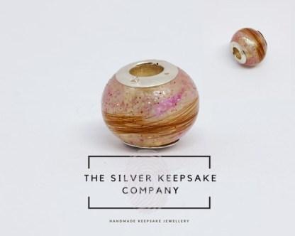 hair bead from The SIlver Keepsake Company