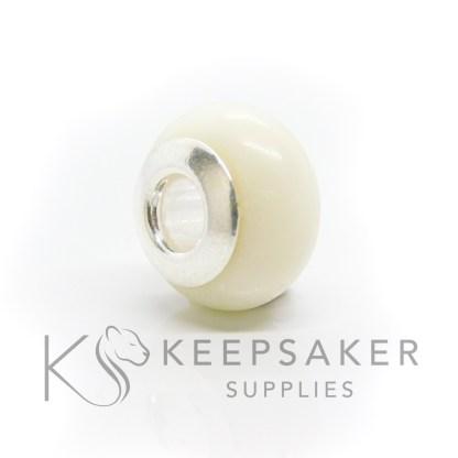 breastmilk bead plain core, classic medium mould