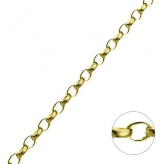 Gold Vermeil Necklace Chains