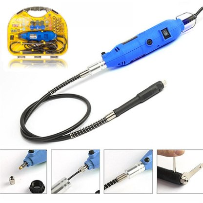 Rotary Tool With Flex Shaft