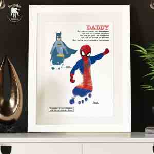 Superhero Gift for Dad