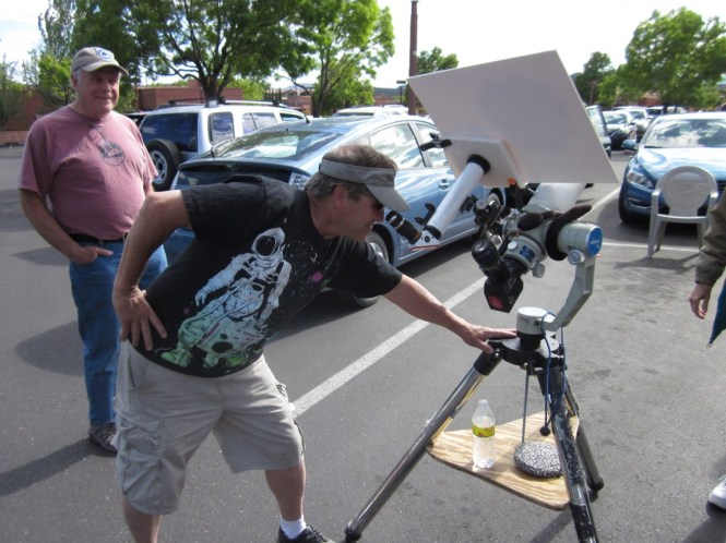 National Astronomy Day Star Party20162