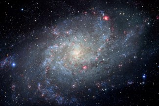 Cadwell M33 The Triangulum Galaxy