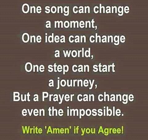 A POWERFULL PRAYER