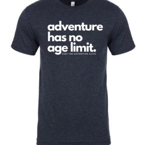 adventure has no age limit