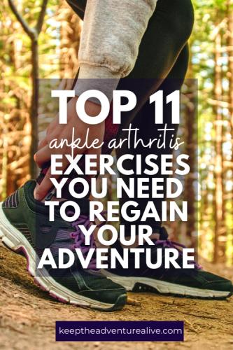 ankle arthritis exercises